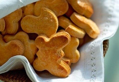Печенье из масла сметаны и муки #9